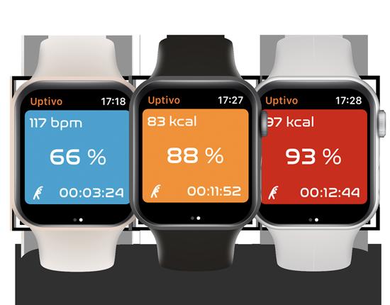 Apple Watch Uptivo Training
